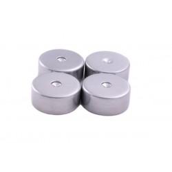 Speaker Stand HiFi Furniture Solid Aluminium Floor Protectors