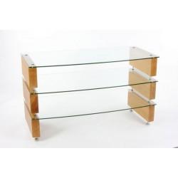 Audio Visual Furniture Milan 6 LCD 3 Support Range