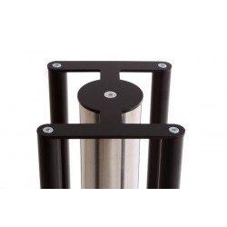 Acoustic Steel Speaker Stand Top Plates