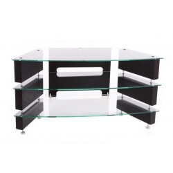 Audio Visual Furniture Milan 6 LCD 3 Corner Support Range