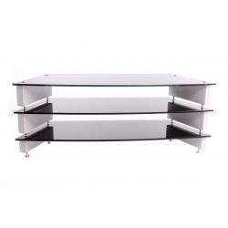 Audio Visual Furniture Milan Reference 10 Plasma Corner 3 Support Range