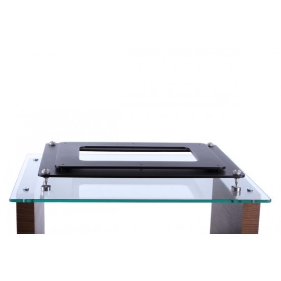 Desk Top Equipment Isolation Quadraphonic iRAP (Isolation Resonance Absorbing Platform)